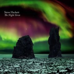 The Night Siren - CD+Blu-Ray / Steve Hackett / 2017