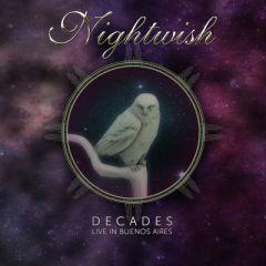 Decades | Live In Buenos Aires - 3LP / Nightwish / 2019
