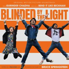 Blinded By The Light OST - CD / Bruce Springsteen | Soundtrack | Various Artists / 2019