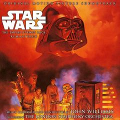 Star Wars: The Empire Strikes Back - 2LP / John Williams | Soundtrack / 1980/2020