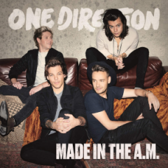 Made In The A.M. - CD / One Direction / 2015