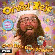 Onkel Rejes Store Pladehits - CD / Onkel Reje / 2013