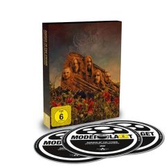 Garden Of The Titans: Live At Red Rocks Amphitheatre - DVD+2CD Box / Opeth / 2018