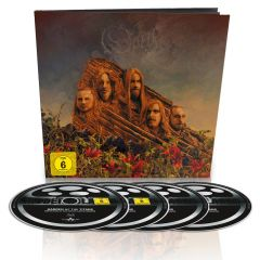 Garden Of The Titans (Opeth Live At Red Rocks Amphitheatre) - 2CD+DVD+Blu-Ray / Opeth / 2018