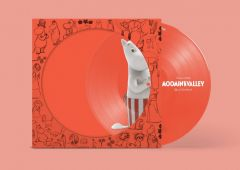 Moominvalley - LP (Rød Picture Disc) / Various Artists | Soundtrack / 2019