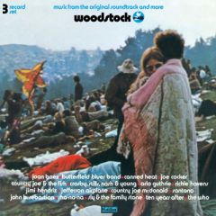 Woodstock | Music From The Original Soundtrack - 3LP / Various Artists | Soundtrack / 2020