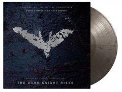 The Dark Knight Rises - LP (Farvet vinyl) / Hans Zimmer | Soundtrack / 2012 / 2020