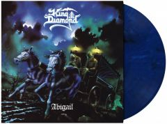 Abigail - LP (Blå/Hvid vinyl) / King Diamond / 1987 / 2020