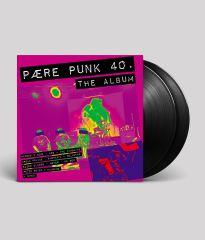 Pære Punk 40 - The Album - 2LP / Various Artists / 2019
