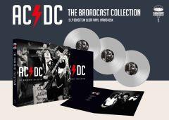 The AC/DC Broadcast Collection - 3LP (Boxset) / AC/DC / 2017