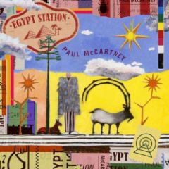 Egypt Station - CD / Paul McCartney / 2018