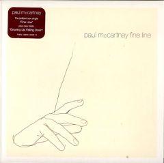 """Fine Line - 7"""" / Paul Mccartney / 2005"""