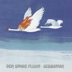 Den Store Flugt - LP / Sebastian / 1972 / 2018