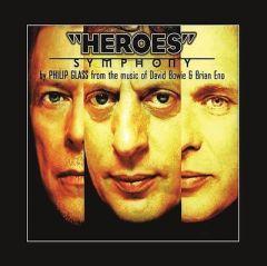 Heroes Symphony - LP / Philip Glass - David Bowie - Brian Eno / 1996/2015