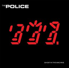 Ghost In The Machine - LP / The Police / 1981 / 2019