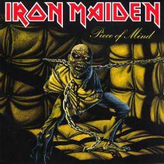 Piece Of Mind - LP / Iron Maiden / 1983/2014