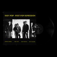 Post Pop Depression - LP / Iggy Pop / 2016