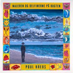 Maleren og Delfinerne På Bugten - LP / Poul Krebs / 2017