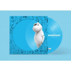 Moominvalley - LP (Blå Picture Disc) / Various Artists | Soundtrack / 2019