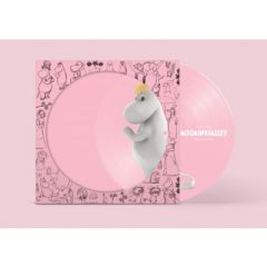 Moominvalley - LP (Lyserød Picture Disc) / Various Artists | Soundtrack / 2019
