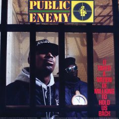 It Takes A Nation Of Millions To Hold Us Back - LP / Public Enemy / 1988 / 2013