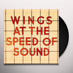 Wings At The Speed Of Sound - LP / Paul McCartney & Wings / 1976 / 2017