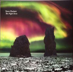 The Night Siren - 2LP+CD / Steve Hackett / 2017