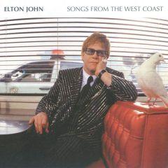 Songs from the west coast - CD / Elton John / 2001