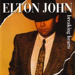 Breaking Hearts - CD / Elton John / 1984 / 2003