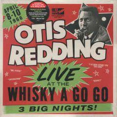 Live At The Whisky A Go Go - 2LP / Otis Redding / 2017