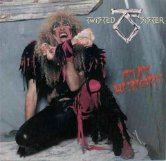 Stay Hungry - CD / Twisted Sister / 1984