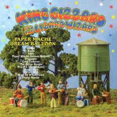 Paper Mache Dream Balloon - LP / King Gizzard And The Lizard Wizard / 2015