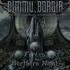 Forces Of The Northern Night - 4CD+2DVD+2Blu-Ray / Dimmu Borgir & The Norwegian Radio Orchestra & Choir / 2017
