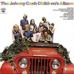 The Children's Album - LP (RSD 2017 Vinyl) / Johnny Cash / 1975 / 2017