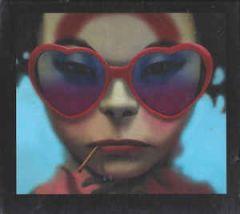Humanz - 2CD (Deluxe edition) / Gorillaz / 2017