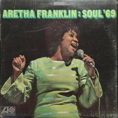 Soul '69 - LP / Aretha Franklin / 1969