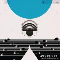 Occult Architecture Vol. 2 - LP (Blue Smoke Vinyl) / Moon Duo / 2017