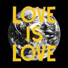 Love Is Love - LP / Woods / 2017