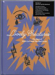 Lovely Creatures - 3CD+DVD / Nick Cave & The Bad Seeds / 2017
