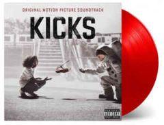 Kicks (Original Motion Picture Soundtrack) - 2LP (Rød Vinyl) / Various Artists   Soundtrack / 2016