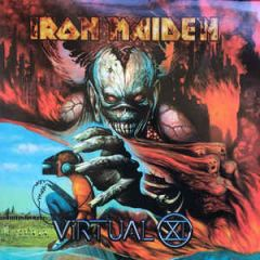 Virtual XI - 2LP / Iron Maiden / 1998 / 2017