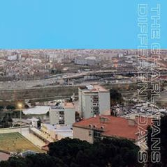 Different Days - LP / The Charlatans / 2017