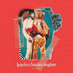 Hopeless Fountain Kingdom - LP (Klar/Teal Vinyl) / Halsey / 2017