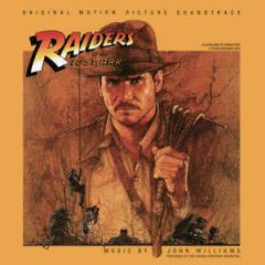 Indiana Jones: Raiders Of The Lost Ark (OST) - 2LP / John Williams / 1981 / 2017