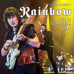 Live In Birmingham 2016 - 2CD / Ritchie Blackmore's Rainbow / 2017