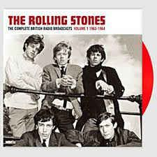 The Complete British Radio Broadcasts Volume 1 1963-1964 - LP (Rød Vinyl) / The Rolling Stones / 2017