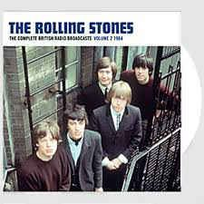 The Complete British Radio Broadcasts Volume 2 1964 - LP (Hvid Vinyl) / The Rolling Stones / 2017