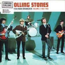 The Complete British Radio Broadcasts Volume 3 1964 -1965 - LP (Blå Vinyl) / The Rolling Stones / 2017