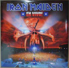 En Vivo! - 3LP / Iron Maiden / 2012 / 2017