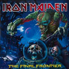 The Final Frontier - 2LP / Iron Maiden / 2010 / 2017
